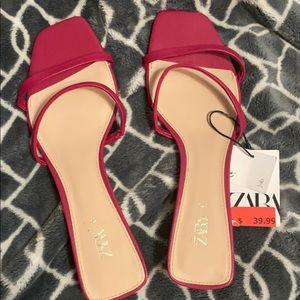 Zara small heels